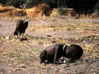 Kevin Carter Qu historia sigue a una fotografa?